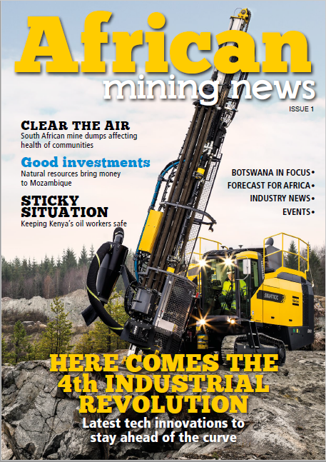 African Mining News issue 1