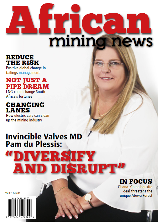 African Mining News issue 3